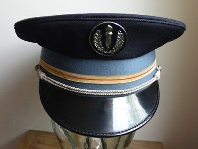 casquette police CRS brigadier obsolete France