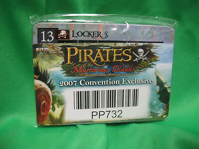 Pirates of the Mysterious Islands 2007 Convention Exclusive SEALED
