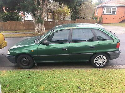 Holden Astra City TR 1996