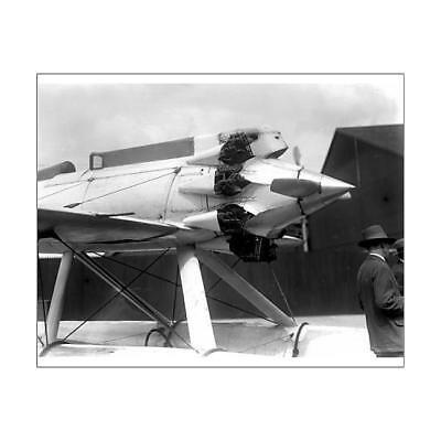 "10""x8"" (25x20cm) Print of Air Races from"