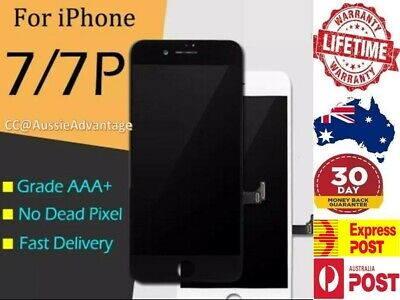 iPhone 7 7 Plus Full LCD Touch Screen Replacement Digitizer Assembly Display AU