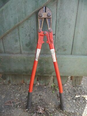 "24"" HEAVY DUTY BOLT CUTTER CROPS  - Used but in great condition"