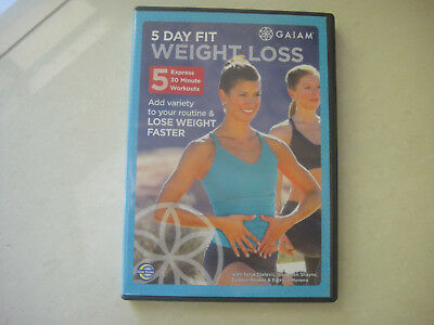 5 Day Fit  Weight Loss Dvd  ...   Gaiam