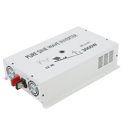 Pure Sine Wave Inverter 12v to 120v 1000w 1500w 2000w 2500w 3000w Power Inverter