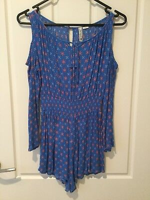 Lee Cooper Girls Size 12 Playsuit