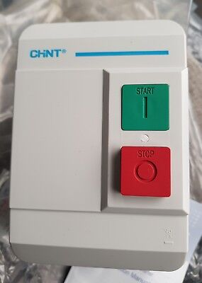 DIRECT ONLINE MOTOR STARTER, (DOL) CHINT, 415V, 3 PHASE,  4 for sale.