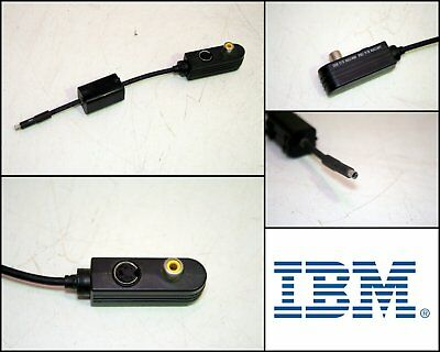 IBM P/N 85G1880 FRU 85G1897 Video Conversion Adapter