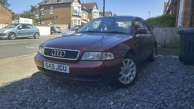 Audi A4 2.4 Petrol Se Automatic Fsh And Only 59K Miles