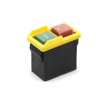 250V 6A IP54 Universal Replacement CK1 On/Off Switch Part For Woodworking J&C