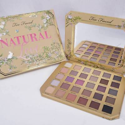 Too Faced Palette Natural Love Lidschatten eyeshadow Collection farbton