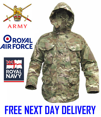 British Army Issue Smock Genuine Pcs Mtp Multicam Cadet Jacket New G1 Terrain