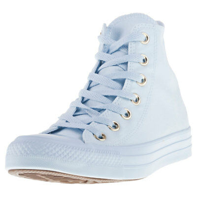 Converse Chuck Taylor All Star Hi Donna Pastel Blue Scarpe  - 7.5 UK