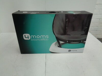 4moms® bounceRoo™ bouncer Classic Dark Grey, Good used condition, RRP £105.00