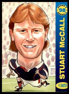 ProMatch 1998 Series 3 - Scotland S.McCall No.WC43
