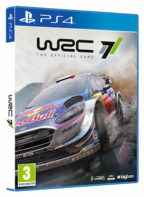 Wrc 7 Videogioco Rally Gioco Corse Cross Ps4 Sport Italiano Gt Play Station 4