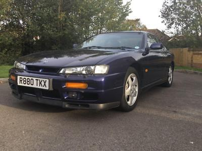 Nissan 200 SX S14A Touring Auto Owned for 9+ Years UK Model