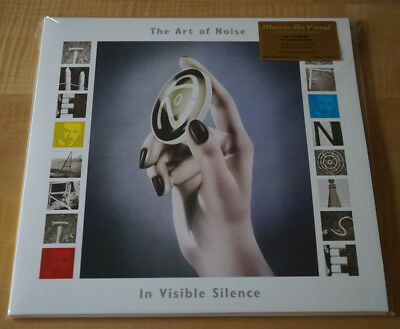 The Art Of Noise – In Visible Silence / Expanded Edition / Music On Vinyl 2x LP
