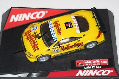 Ninco 50245 Audi TT-R Abt iNr. 10 in Original-Box