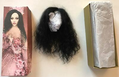 Sybarite Wig / perruque By Superdoll - Black Headskin