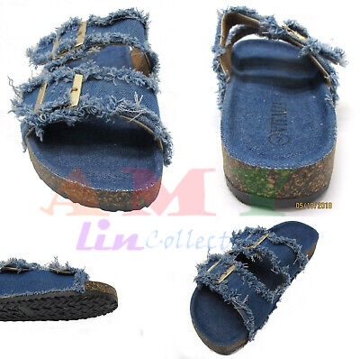 10db833db40e NEW Fashion Summer Women s Confortable Footbed Platform Flip Flop Shoes  Sandals