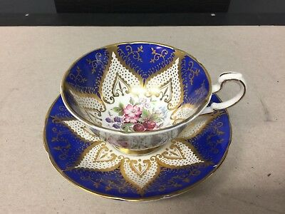 ~* Paragon By Appointment To Her Majesty The Queen Bone China Tea Cup & Saucer~*