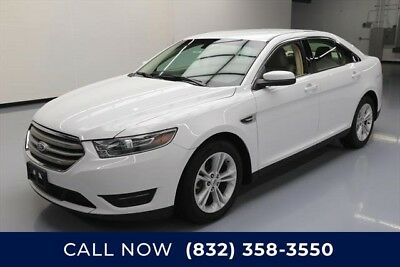 Ford Taurus SEL Texas Direct Auto 2015 SEL Used 3.5L V6 24V Automatic FWD Sedan Premium