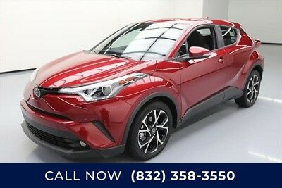 Toyota C-HR XLE 4dr Crossover Texas Direct Auto 2018 XLE 4dr Crossover Used 2L I4 16V Automatic FWD SUV