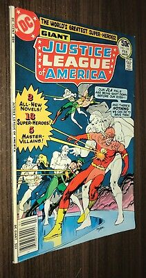JUSTICE LEAGUE OF AMERICA #139 -- 1977 -- Neal Adams Cover -- VF/NM Or Better