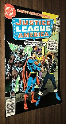 JUSTICE LEAGUE OF AMERICA #173 -- December 1979 -- NM- Or Better