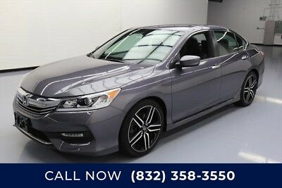 Honda Accord Sport Special Edition Texas Direct Auto 2017 Sport Special Edition Used 2.4L I4 16V Automatic FWD