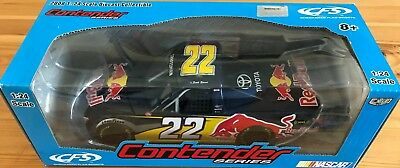 1/24 CFS #22 Scott Speed 2008 Red Bull Toyota Tundra NASCAR CTS Truck Contender