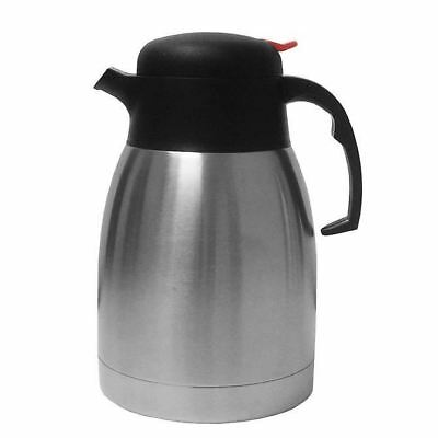 Commercial 1.5 Liter 48 oz. Thermal Carafe Stainless Steel TC15