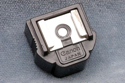 Canon Flash Shoe D For Old F1 - Free Usa Shipping
