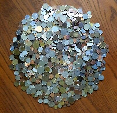 10 LBS  (pounds) of WW Coins, Large Bulk Lot, Collection
