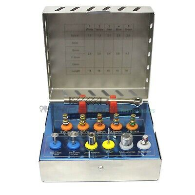Dental Bone Expander Kit With Saw Disks Sinus Lift Surgical Implant Instruments