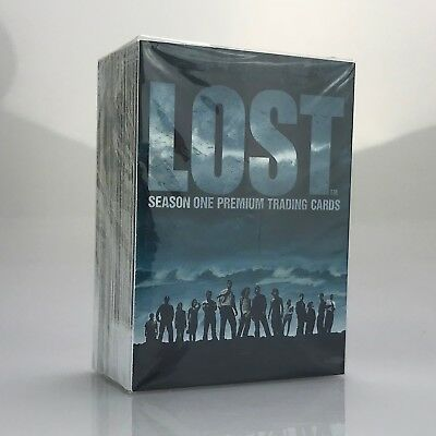 Inkworks Lost Season One Common Trading Card Set 90 Cards