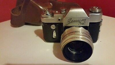 ZENIT VINTAGE CAMERA used good condition