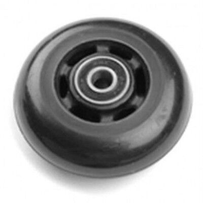 """3"""" x 1"""" Caster Tire fit Most Custom Wheelchairs 5/16"""" Precision Bearing 431500"""