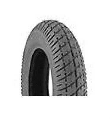"2 tires Foam Filled, 10x3"" (260x85) (3.00-4), Lt Grey wheelchair scooter"