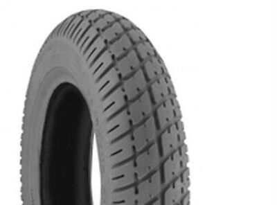 """Pair of Drive tires for Pride Celebrity 2000 Scooter Foam Filled, 10x3"""" 114108"""