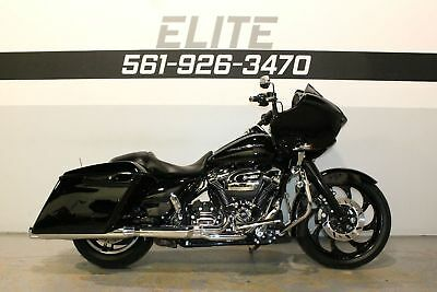 """2017 Harley-Davidson Road Glide Special FLTRXS  2017 Harley Davidson Road Glide Special FLTRXS 21"""" Wheel Stretched Bags Exhaust"""