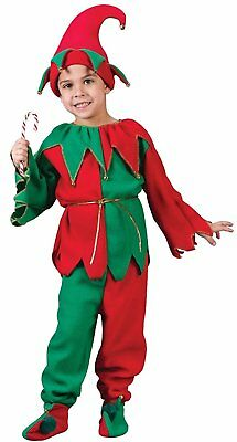 Santa's Elf / Complete Elf Costume - Child Christmas Costume