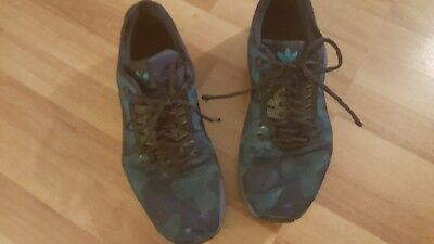 f94ba7853a7c3 ADIDAS TORSION MEN S U.S. MENS SIZE 14 SHOES RUNNING SNEAKERS - BLUE and  BLACK !
