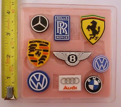 3d Classic Car Ss Jaguar Car Silicone Mould For Cake Toppers