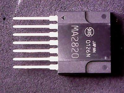 MA2820 - Shindengen Intergrated Circuit (SIP-7)