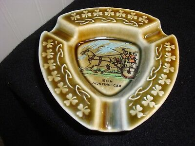 Wade Ireland Jaunting Car Ashtray
