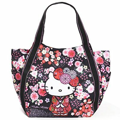 d2dc3d6fa4e3 Sanrio Hello Kitty Tote Bag Large New Japanese Pattern Mothers Bag m101