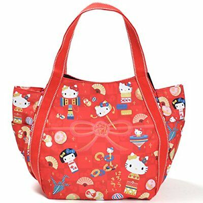5e6cd49f7 Sanrio Hello Kitty Tote Bag Large New Japanese Pattern Mothers Bag m107