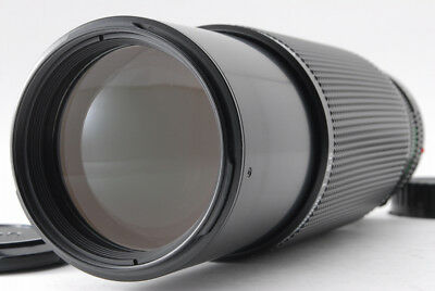 **Excellent+++++** CANON ZOOM LENS New FD 100-300mm f/5.6 SN 172544 From JAPAN