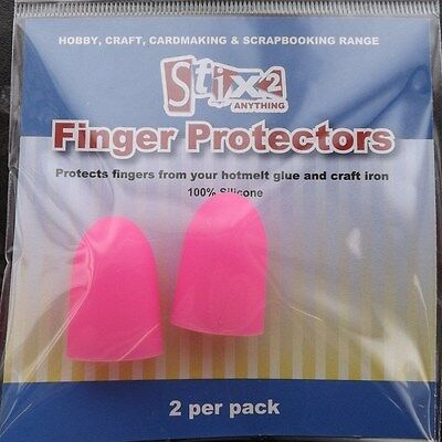 STIX2 Craft & Mixed Media Finger Protectors 2 pack